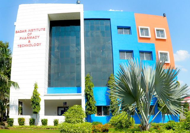 Sagar Institute of Pharmacy and Technology Campus Building